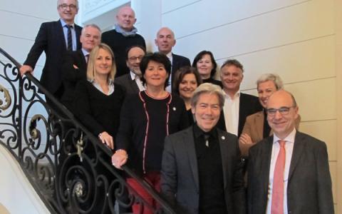 Jury Stars et Métiers